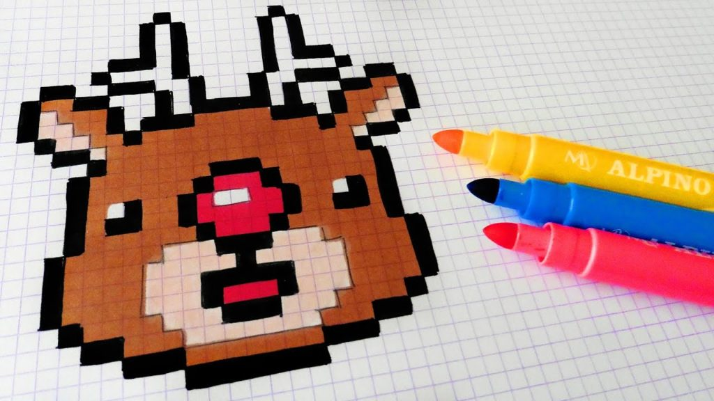 exemple de pixel art