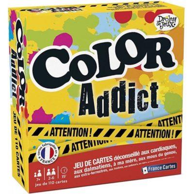 jeu flexibilité mentale color addict