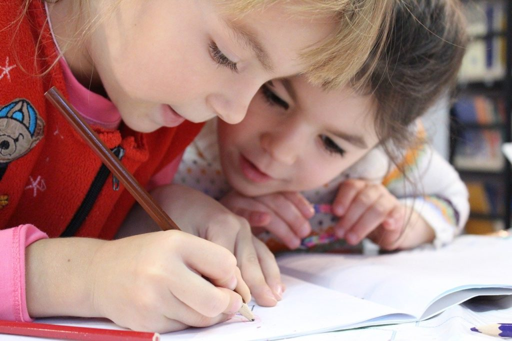 l'attention sélective permet d'aider son enfant à se concentrer
